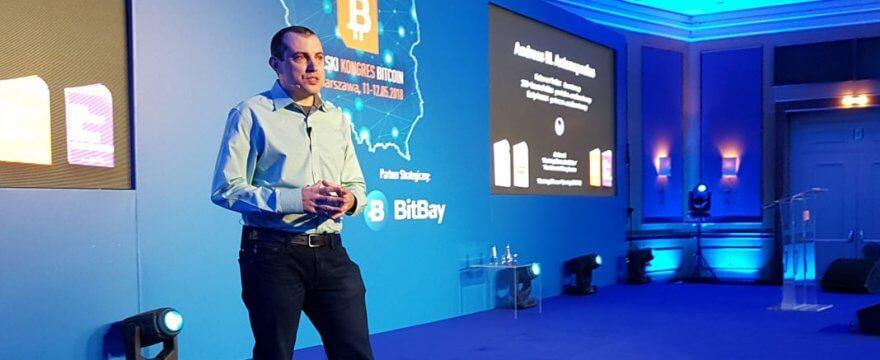 """""""Bitcoin jest przyszłością, Blockchain to bzdura"""": Andreas Antonopoulos"""
