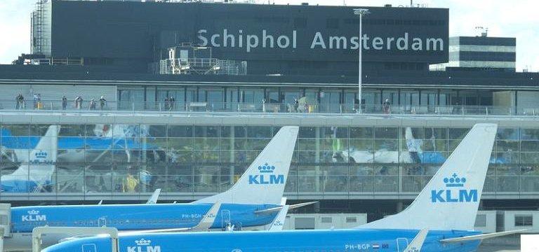 Amsterdam jako pierwszy w Europie instaluje bankomat Bitcoin na lotnisku