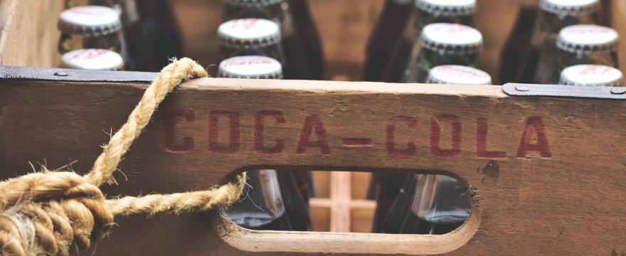 Coca-Cola dostrzega potencjał technologii Blockchain!