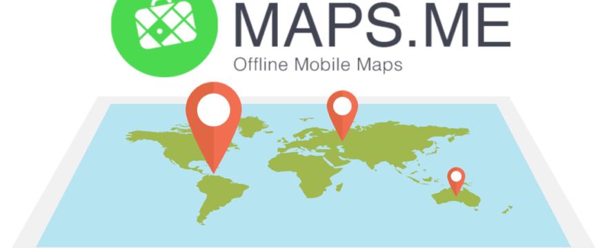 Aplikacja Maps.me zbiera 50 milionów dolarów na dodanie funkcji DeFi