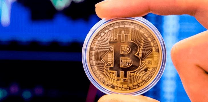 Bitcoin (BTC) spada do 55 000 $ po osiągnięciu rekordowego poziomu