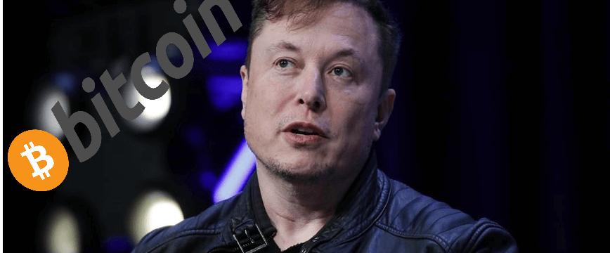 Elon Musk ujawnia, że Tesla, SpaceX i on sam są właścicielami Bitcoina