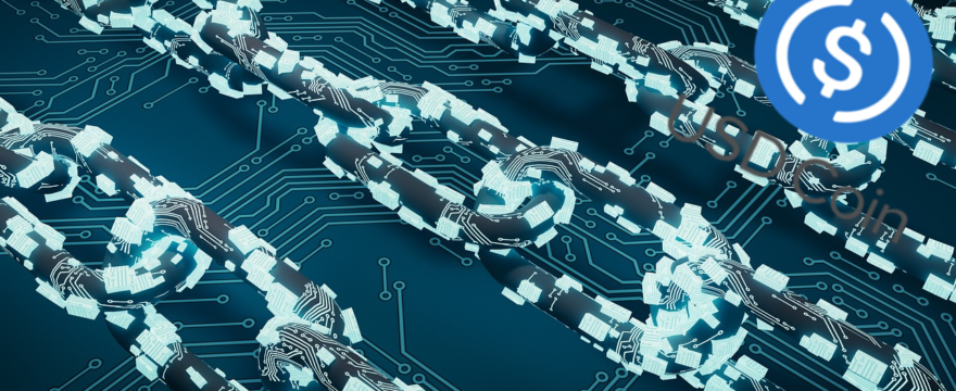 USDC rozszerza się do 10 nowych blockchainów dzięki Center