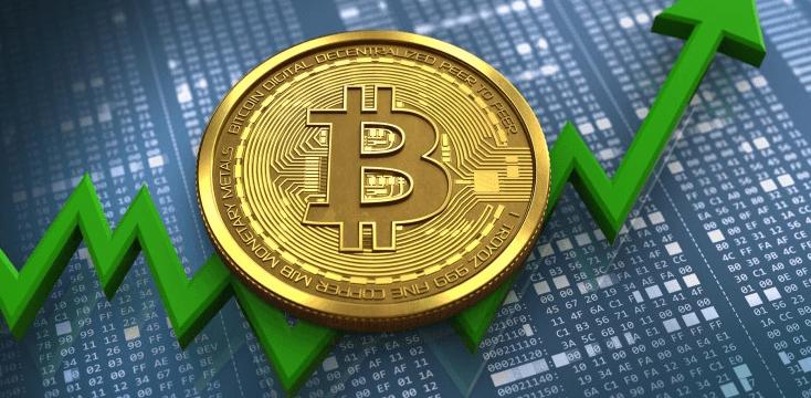 Bitcoin (BTC) startuje i po raz pierwszy od miesięcy przekracza 55 000 $